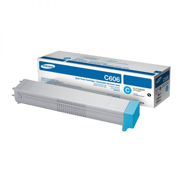 CLT-C606S/SEE Cyan Toner (20K pages)