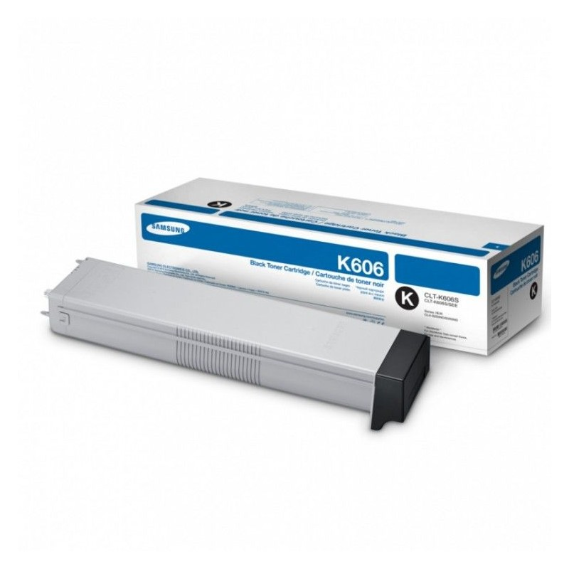 CLT-K606S/SEE Black Toner (25K pages)