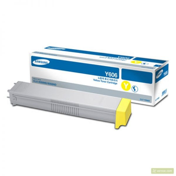 CLT-Y606S/SEE Yellow Toner (20K pages)