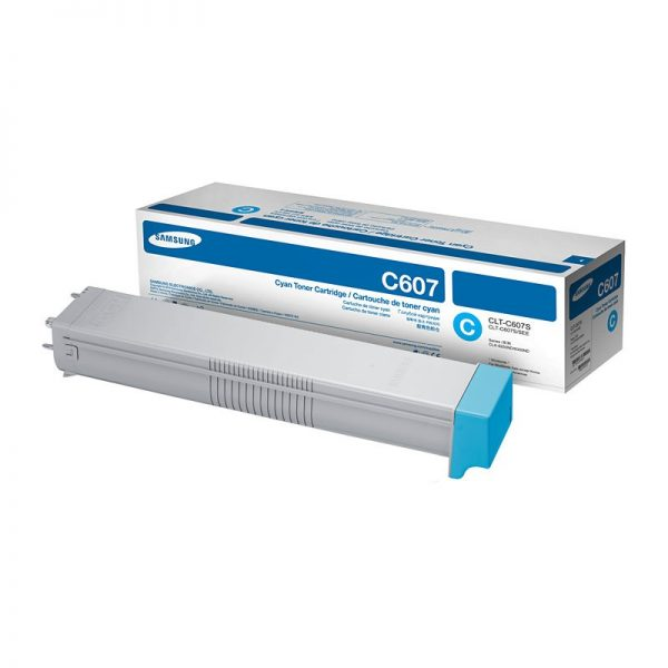 CLT-C607S/SEE Cyan Toner (15K pages)