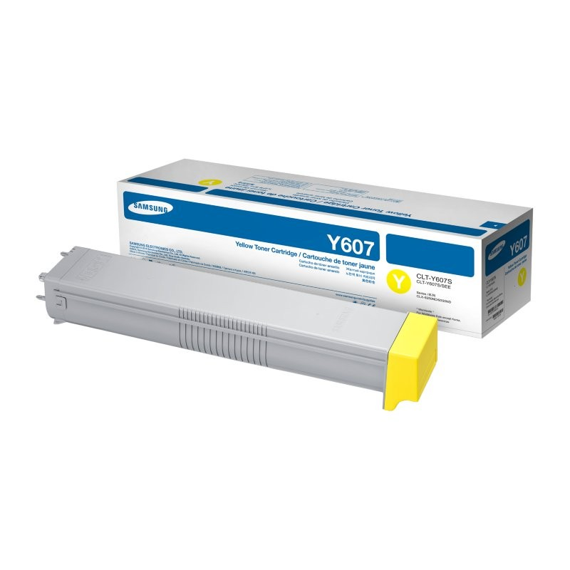 CLT-Y607S/SEE Yellow Toner Cartridge(15K pages)