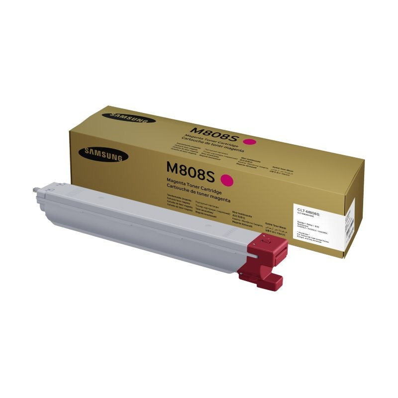 CLT-M808S/SEE Magenta Toner (20K pages)