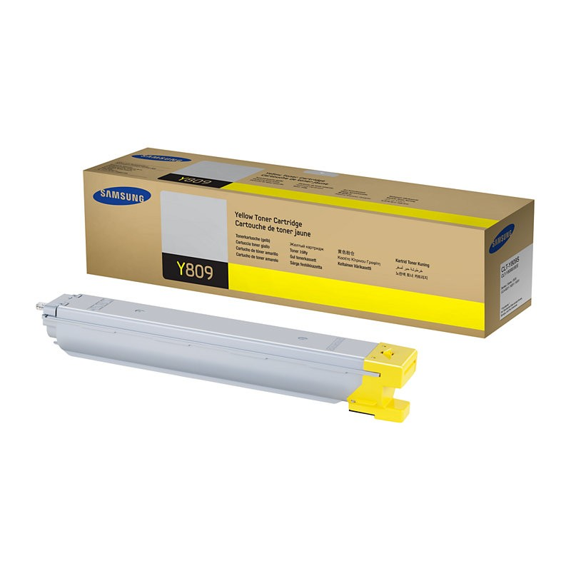 CLT-Y809S/SEE Yellow Toner (15K pages)