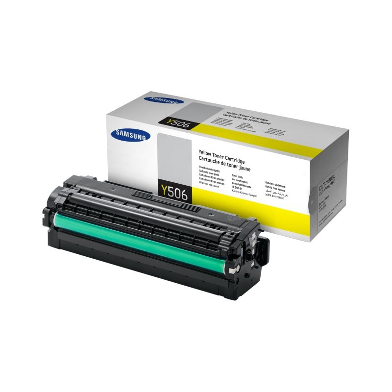 CLT-Y506L/SEE Yellow Toner (3.5K Yield)