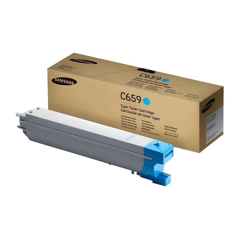 CLT-C659S/SEE Cyan Toner (20K Yield)