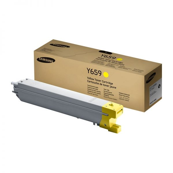 CLT-Y659S/SEE Yellow Toner (20K Yield)