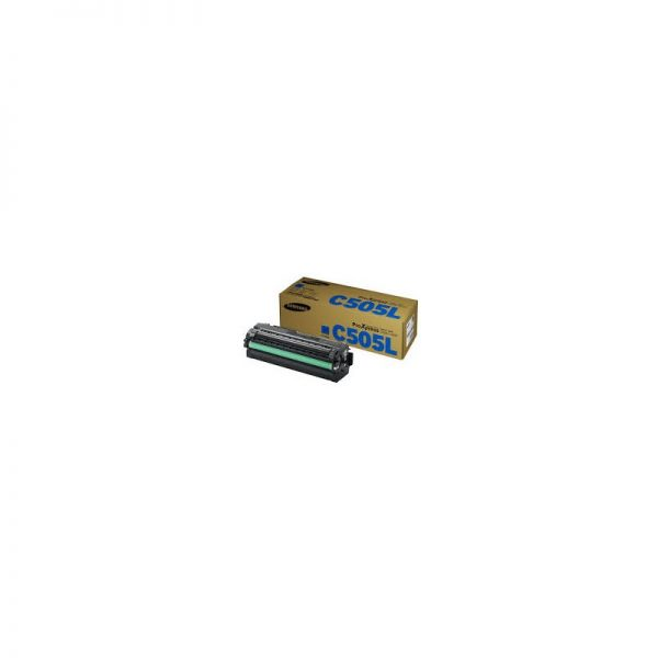CLT-C505L/SEE Cyan Toner - 3500 page yield